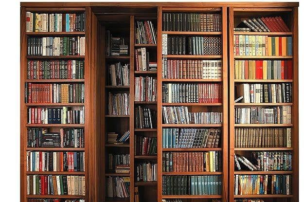 Private investigator magazines and books i like to read for Secret doors for sale